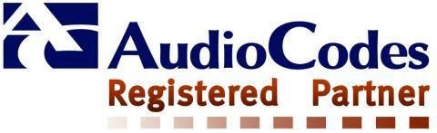 AudioCodes Registered Partner Logo